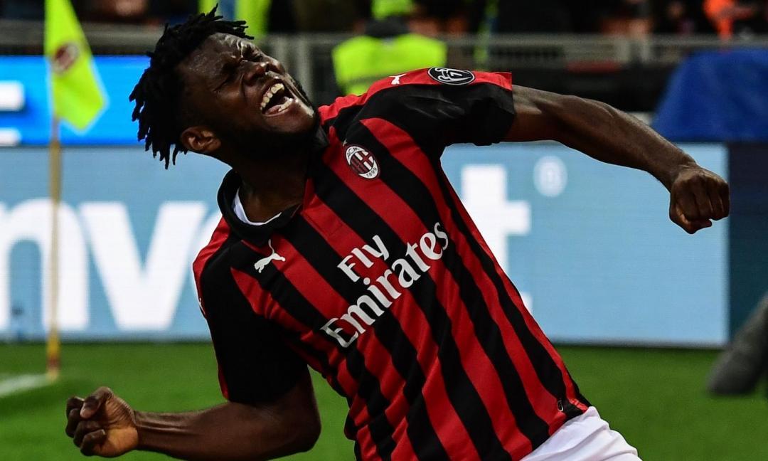 Milan, è così Kessié che si va in Champions...