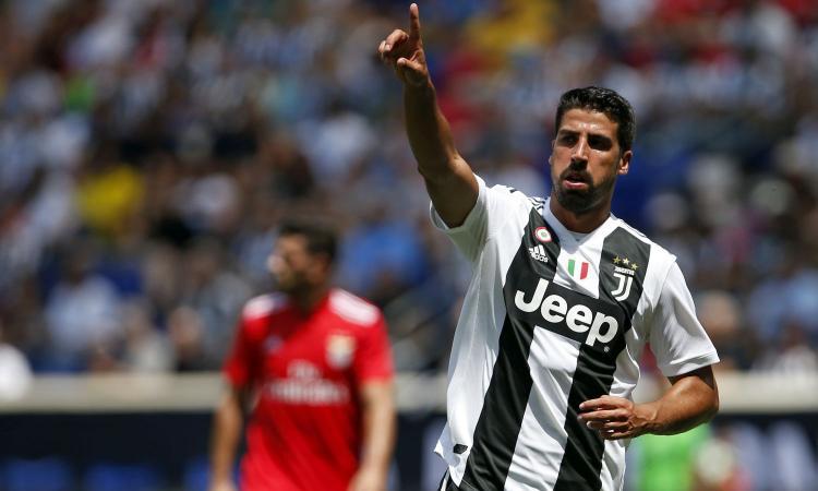 Khedira è il nuovo Pizarro per la Fiorentina: ecco come può arrivare