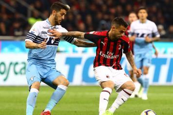 Luis Alberto Lazio Suso Milan
