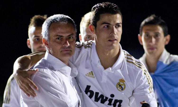 Mourinho: 'Ronaldo dovrebbe andar via dall'Italia e lasciarmi in pace. 35 gol a 36 anni, è incredibile'
