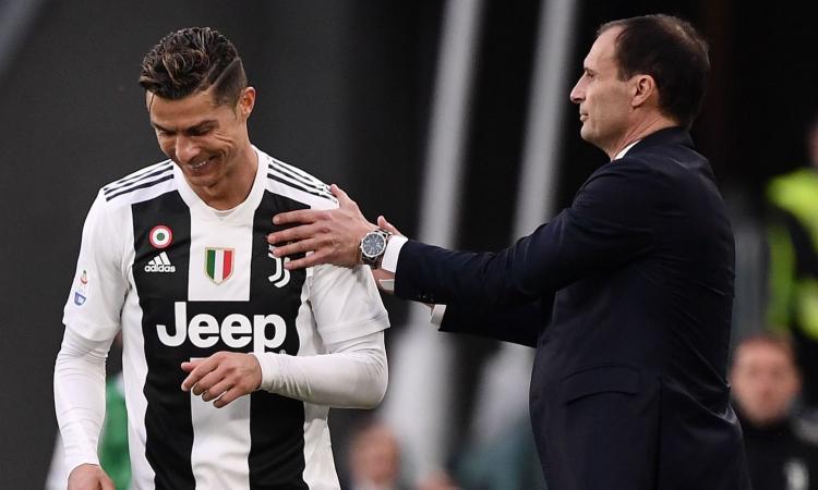 Postumi dell'Ajax e Fiorentina da far girar la testa, poi Ronaldo sveglia la Juve