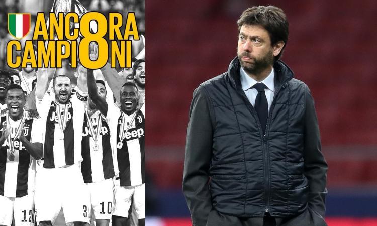Juve scudetto - Una stagione da oltre 150 milioni, ma gli incassi sono in calo. L'ossessione Champions...