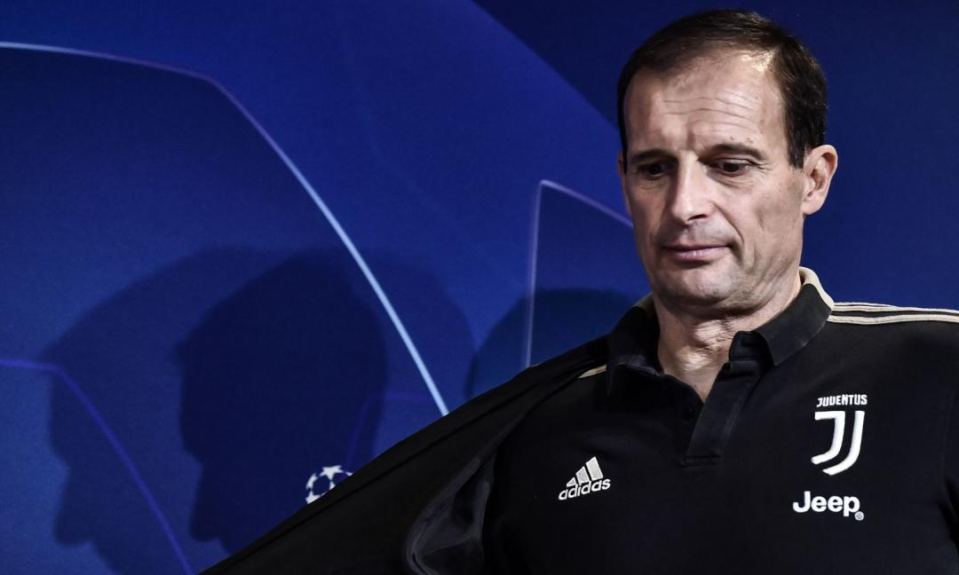 Allegri e le conferenze stampa ripetitive e noiose