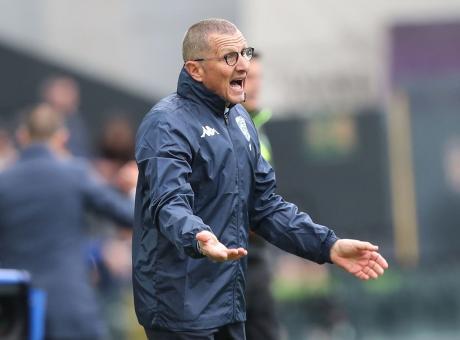 Empoli, Andreazzoli: 'Un punto guadagnato che sposta la classifica. Bravo Dragowski'