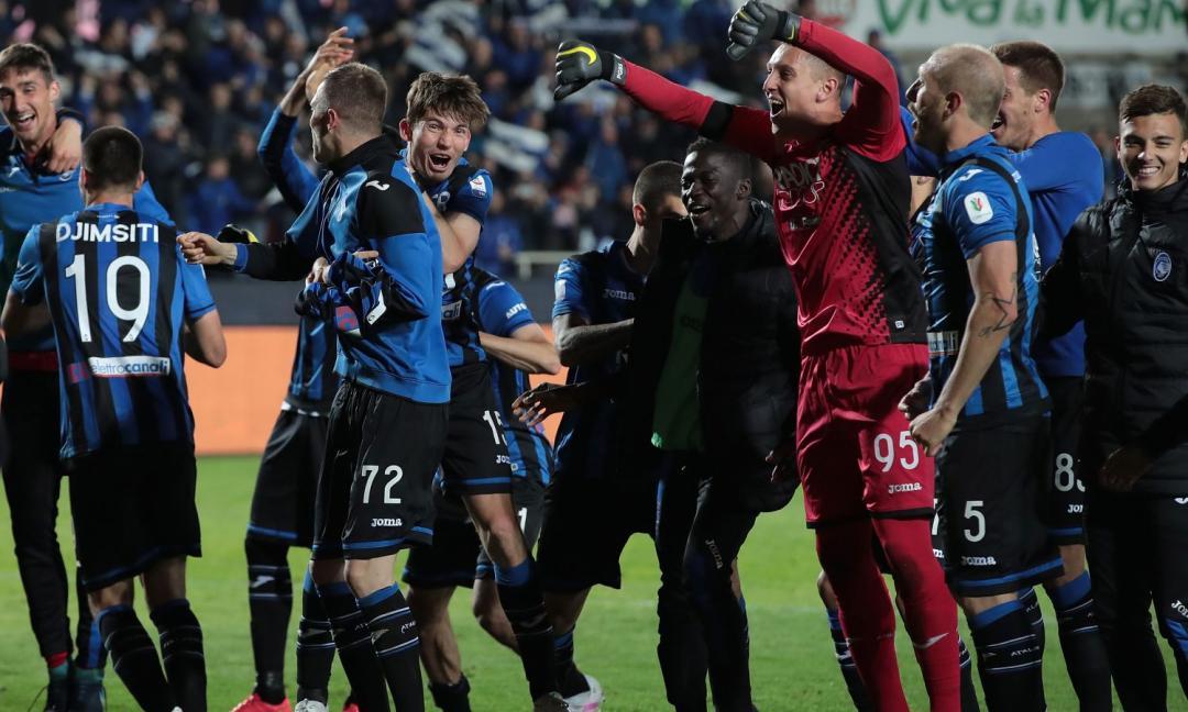 Atalanta in Champions e da Scudetto nel girone di ritorno