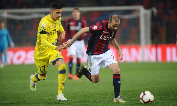 Chievo, Bani: 'Contro l'Inter con la testa libera, lotteremo come all'andata'