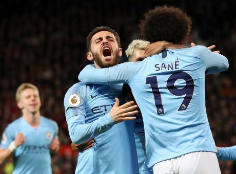 Premier: Arsenal ko, Sarri resta quarto. City, 2-0 allo United e primo posto