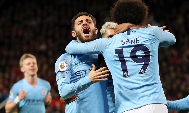 Atalanta, le eurorivali: la lista Champions del Manchester City, c'è Sané