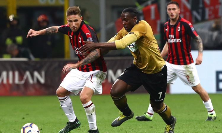 Milan, Biglia dal 1' contro il Verona?