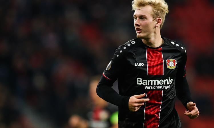Juve, duello con Real e Liverpool per Brandt