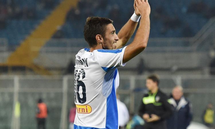 Pescara, Brugman suona la carica: 'Godiamoci i playoff, avanti tutta!'