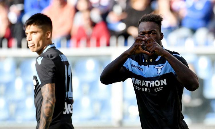 Convocati Lazio: c'è Mohamed, fuori Caicedo