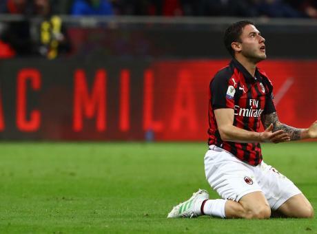 Milan-Lazio: Calabria chiede un rigore, annullato un gol a Cutrone. Rivivi la MOVIOLA