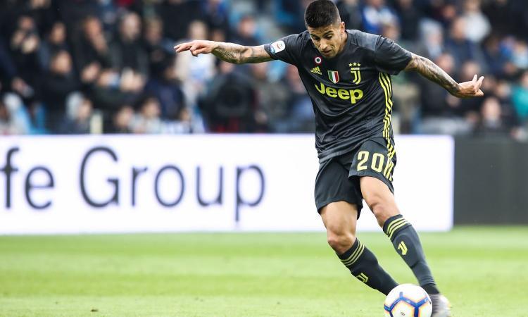 Cancelo non ha convinto Allegri: ora anche il portoghese può lasciare la Juve