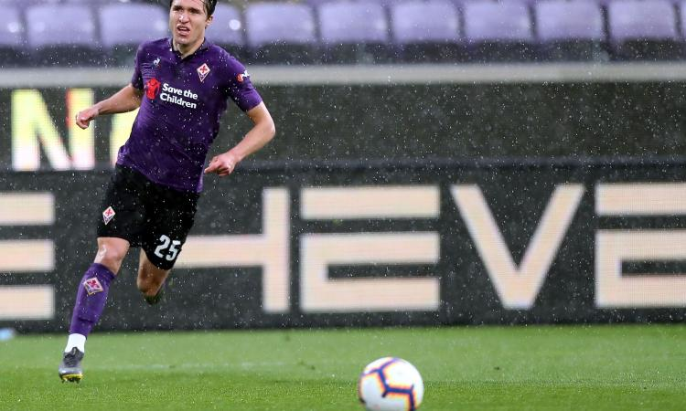 Fiorentina, dalla B il dopo Chiesa