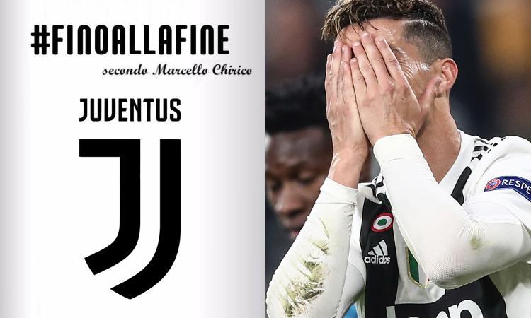 Chirico: la Juve ha paura della Champions. Ronaldo ha ragione, ma il Re resta a Torino