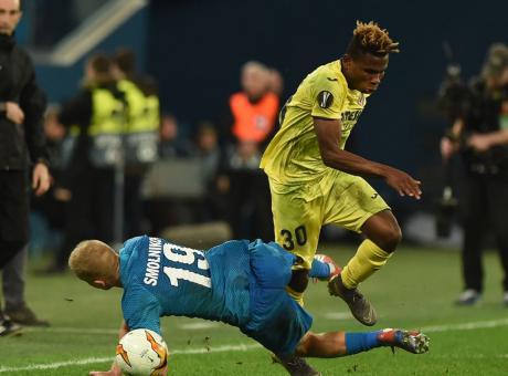Villarreal: due big si sfidano per Chukwueze