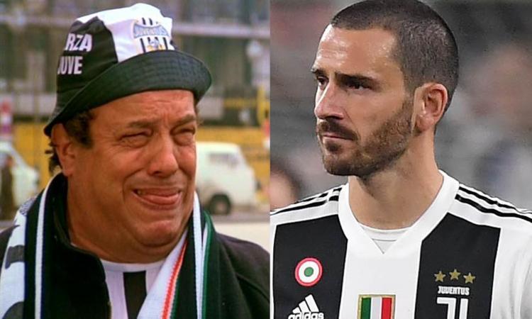 Juve, Bonucci alla Venticello: dal sogno Champions League a... due 'schiaffi'