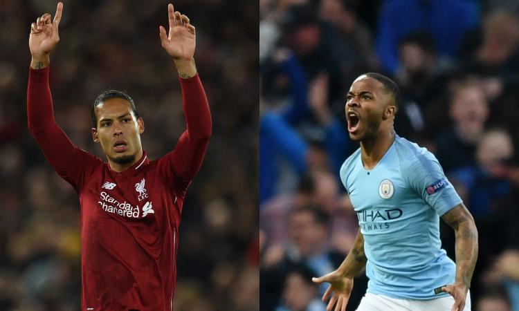 Un po' di FIFA qua? Liverpool-City è la sfida dei re: Sterling e van Dijk sul tetto del mondo