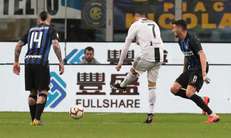 Il gol di Ronaldo all'Inter? 'Può farlo chiunque'. Pjanic insegna... su Fifa 19!