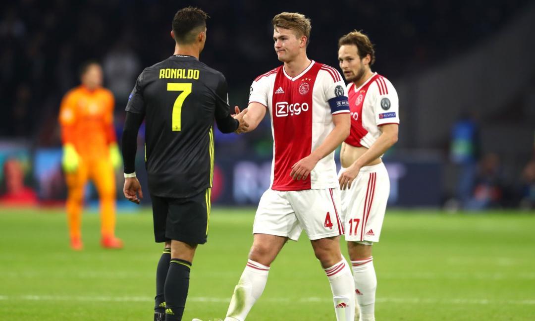 Ajax bellissimo, ma passerà la Juventus