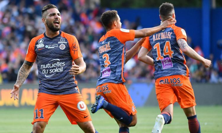 Ligue 1: 3-2 al PSG, il Montpellier tiene viva la corsa a un posto in Europa VIDEO