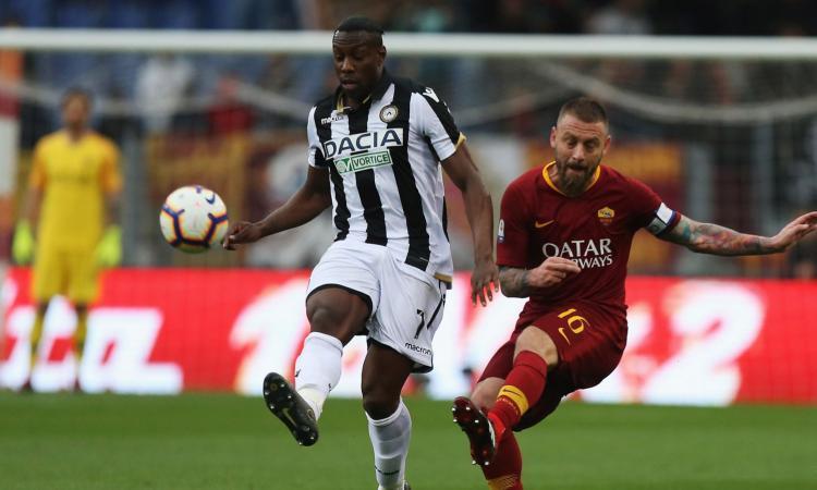 Roma, UFFICIALE: lesione per De Rossi, fuori 3 settimane. Salta l'Inter