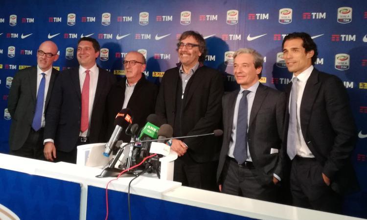 De Siervo, ad Lega Calcio: 'Contemporaneità fra Milan e Juve-Atalanta? Creeremmo un danno alle tv'