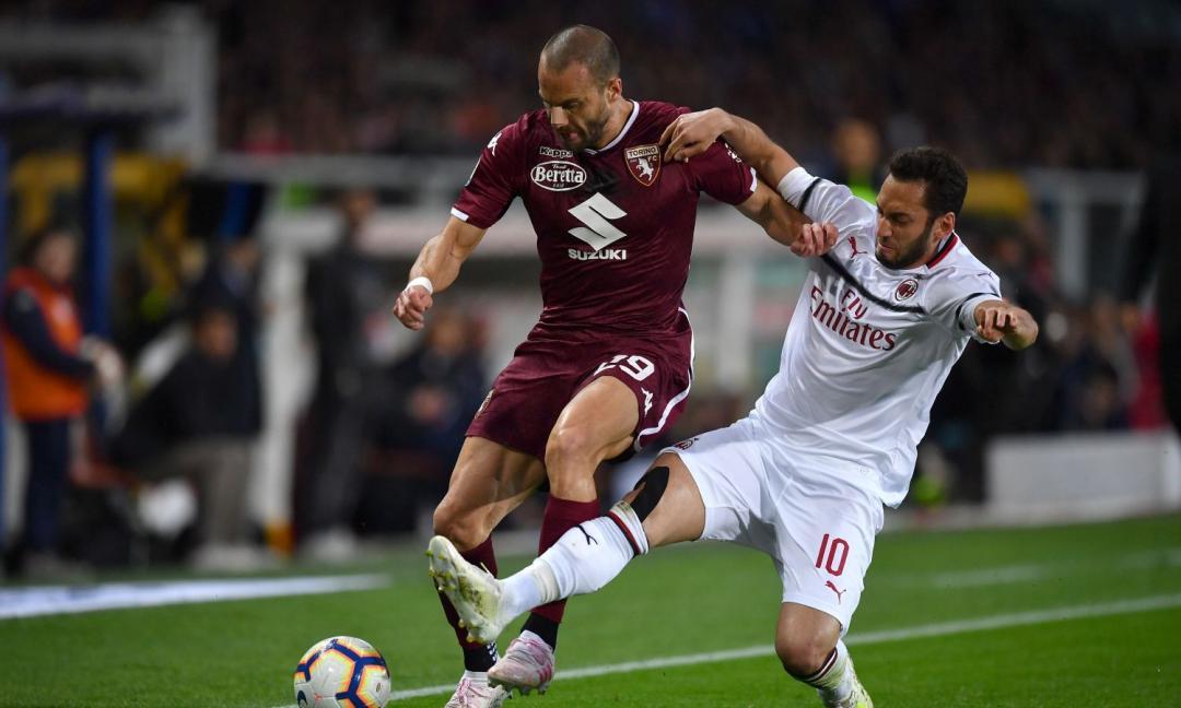 Torino 2 - Milan 0: la Waterloo rossonera
