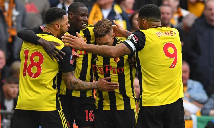 Premier League: Deulofeu lancia il Watford, che lascia l'ultimo posto al Norwich