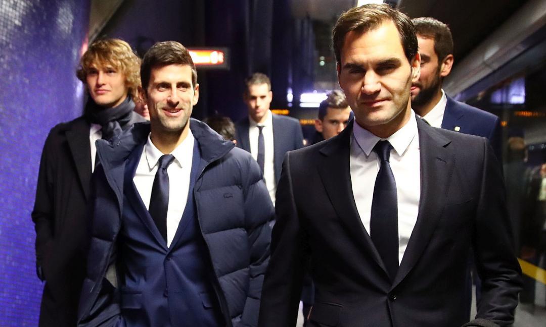 "Djokovic, Federer e la ""forza"" di Kobe"