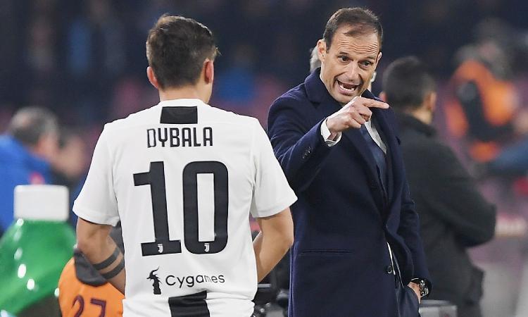 Juve, Dybala ora può andare via: contatti avviati con United e Bayern