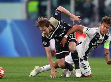 Juve-Ajax, le pagelle di CM: Ronaldo non basta, il gigante vero è de Ligt. Che flop Bernardeschi, Dybala e Bonucci!