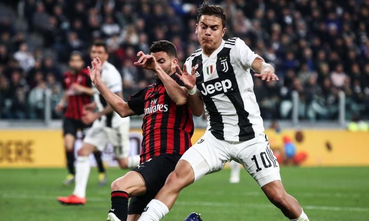 Juve-Milan, rivivi la MOVIOLA: mano di Alex Sandro, manca rigore. Fallo su Dybala, scintille Mandzukic-Romagnoli