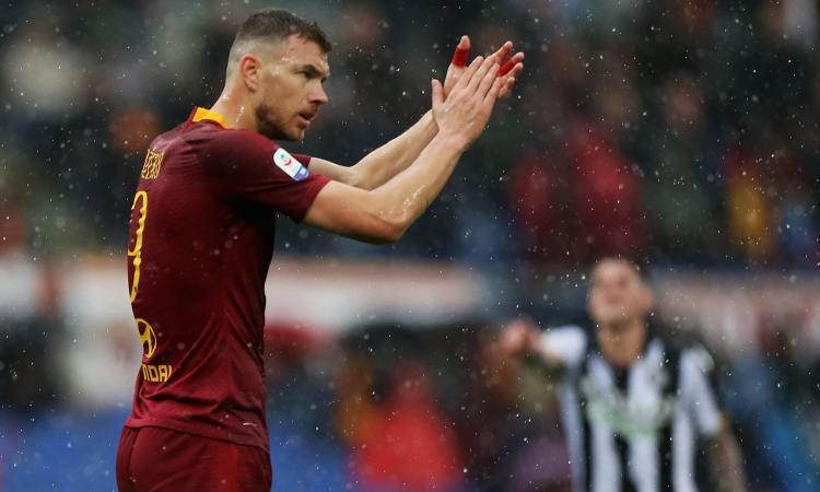 Dzeko dice sì all'Inter: ma Marotta deve risolvere un doppio problema