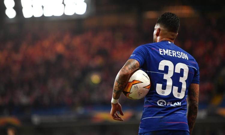Chelsea, la richiesta per vendere Emerson Palmieri