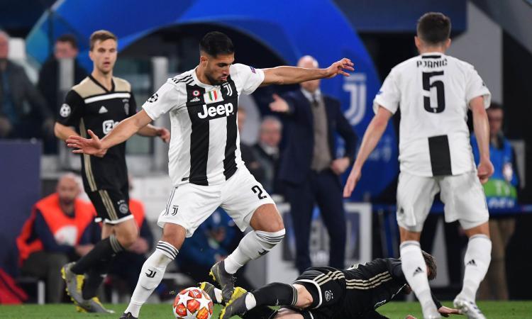 Juventus-Ajax, la MOVIOLA: regolari i gol di CR7 e van de Beek, nel finale la Juve chiede un rigore per fallo di mano