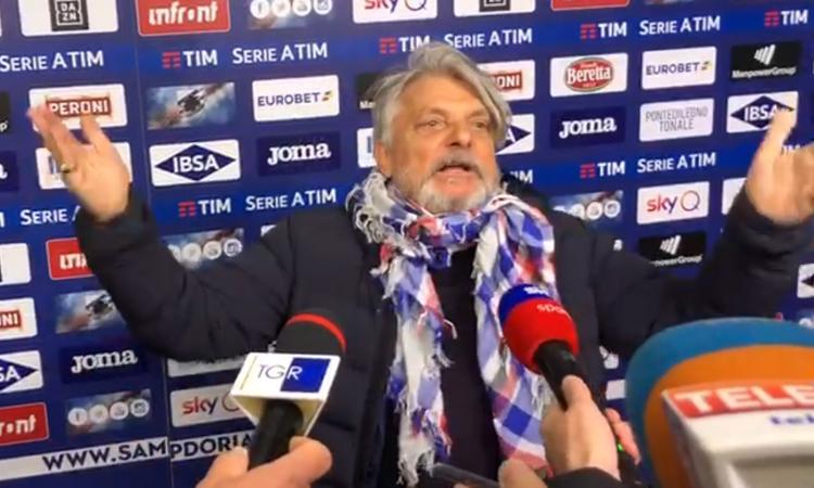 Ambasciatore Samp: 'Quest'anno avanti con Ferrero, ma a fine anno...'
