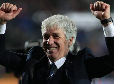 Atalanta, Gasperini: 'Che attesa per la Champions! Aspettiamo il sorteggio'