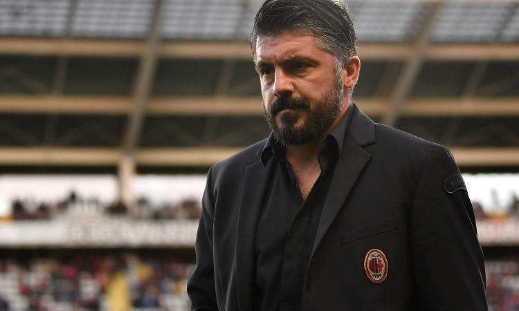 Milan, Gattuso: 'Da luglio mi sento dire che devo andare via, ma oggi parla la classifica. Spero di restare'