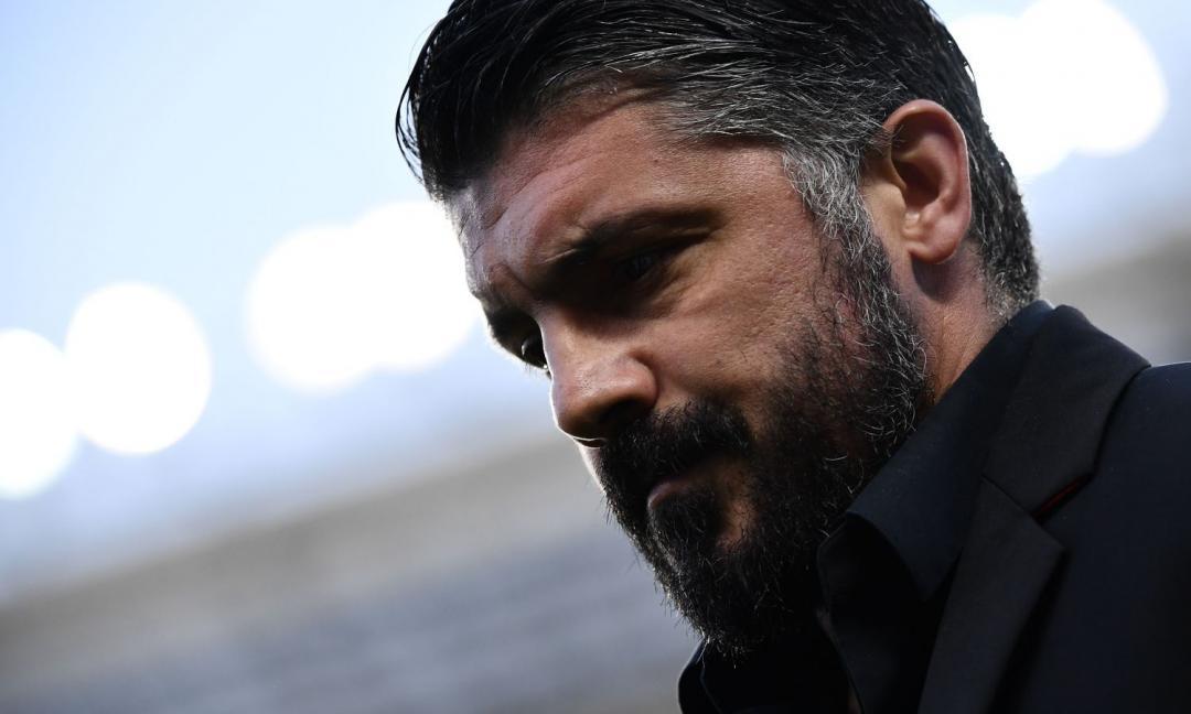 Senza campioni Gattuso non è l'allenatore giusto!