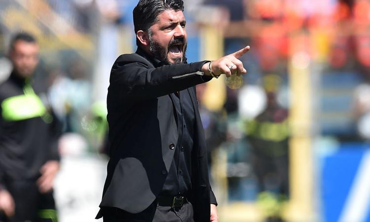 Milan, così non va: da Gattuso ai giocatori, tutti in discussione