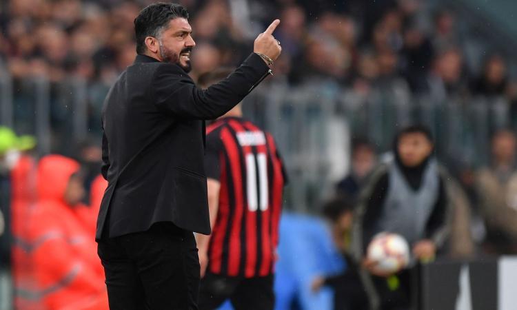 Milan-Gattuso: a giugno sarà addio, ecco perché