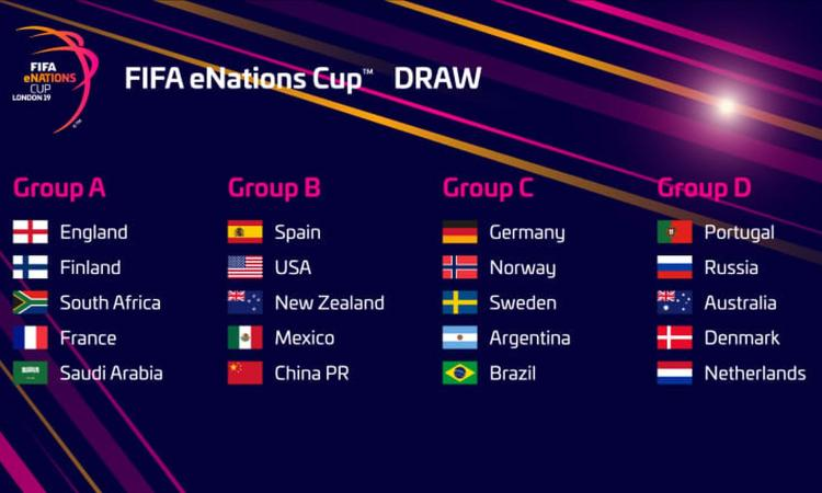Tutti i segreti della eNations Cup: al via il Mondiale di Fifa 19, senza l'Italia...