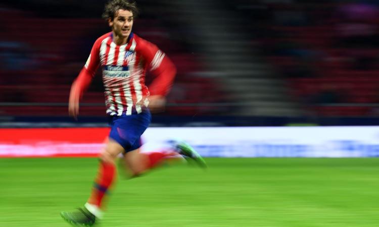Griezmann, le cifre del contratto con il Barcellona
