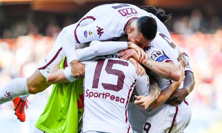 Belotti nullo, ma il Torino vince e ora si gioca la Champions contro il Milan