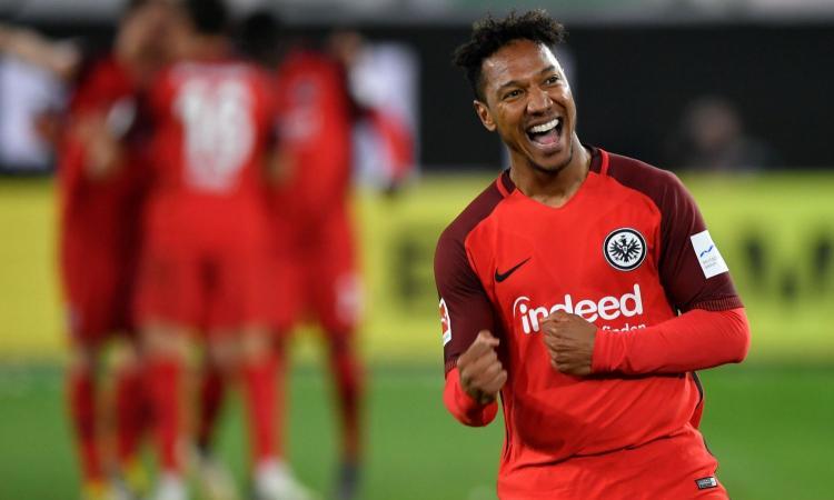 Bundesliga: Brooks risponde a De Guzman, Wolfsburg-Eintracht è 1-1