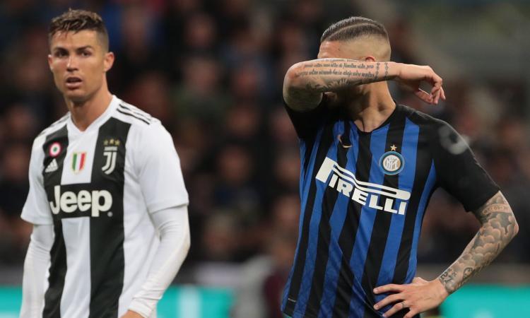 Inter, Icardi sempre più lontano
