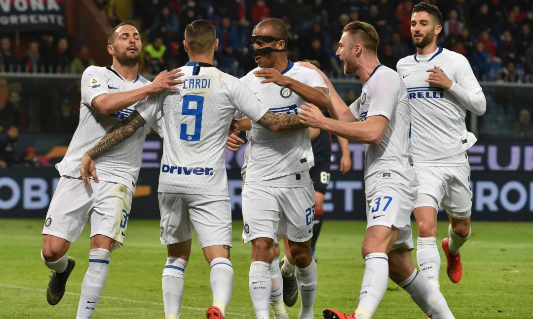 Inter, verso la qualificazione in Champions League