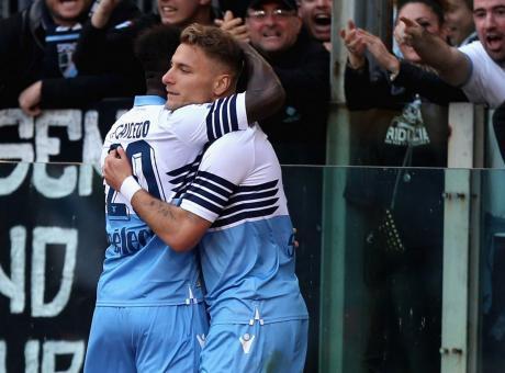 Lazio 'operaia': il sogno Champions è vivo, ma Immobile può dare di più